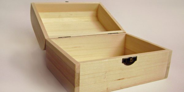 opakowanie drewniane